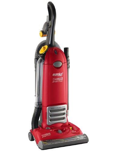 Eureka Boss Smart-Vac Upright HEPA Vacuum Cleaner, 4870MZ