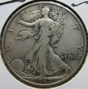 1916-1947 Walking Liberty Half Dollar
