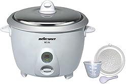 Mellerware RC 01 1.8 -Litre Drum Type �Rice Cooker (White)