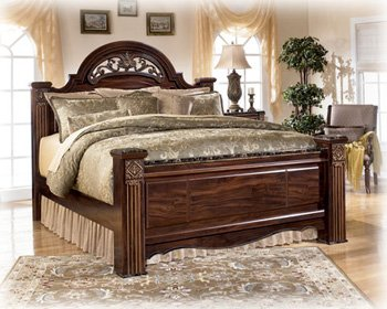 Gabriela Bed King/Without Storage