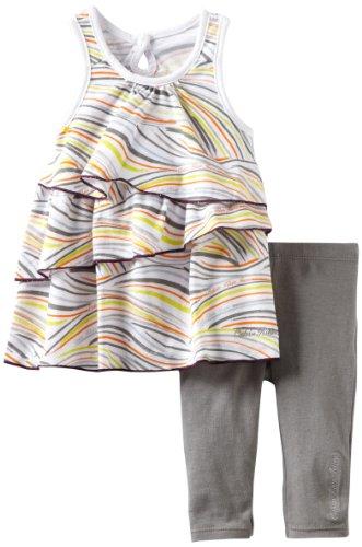 Calvin Klein Baby-girls Infant Printed Tunic