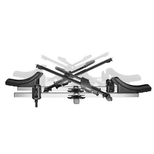 "Thule 918Xtr T2 Series 2-Bike Add-On Hitch Rack With 2"" Receiver front-880442"
