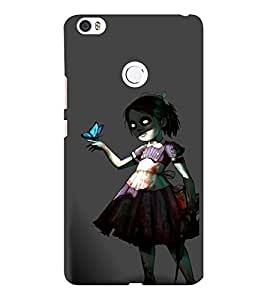 EPICCASE Scary Girl Mobile Back Case Cover For Xiaomi Mi Max (Designer Case)