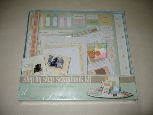 Scrapbook Kit Step - By - Step