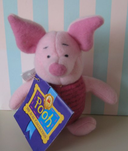 Gund 100 Acre Piglet from Winnie the Pooh. - 1
