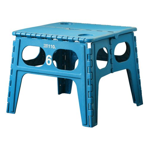 HOUSE USE PRODUCTS  フォールディング テーブル アッシュ FOLDING TABLE Ash [ ブルー ]