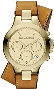 Michael Kors Women's MK2261 Peyton Double Strap Watch