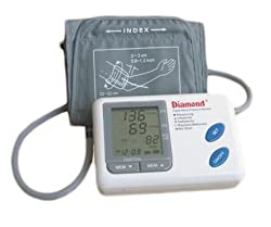 Diamond DG024 Blood Pressure Monitor