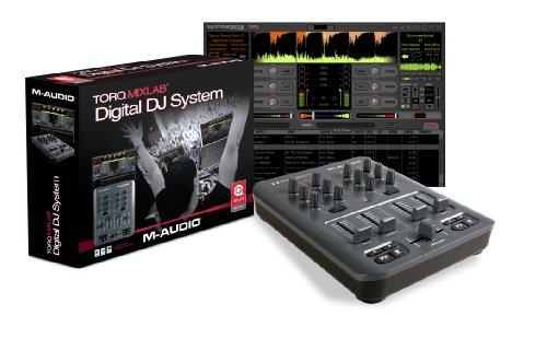 M-Audio Torq MixLab Digital DJ System (Mixer Usb M Audio compare prices)