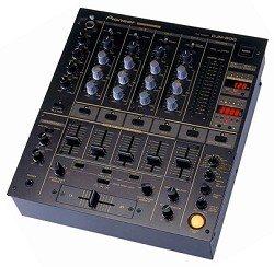 Pioneer DJM-600 K + Pioneer DJM-700S + Pioneer DJM-700K.