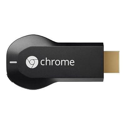 Google Chromecast ( クロームキャスト ) Wi-Fi経由 テレビ接続 ストリーミング / HDMI / 802.11b/g/n / 1080p ) GA3A00035A16