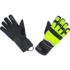 Gore Bike Wear 2012/13 Men's Fusion GTX Full Finger Cycling Gloves - GGFUSI