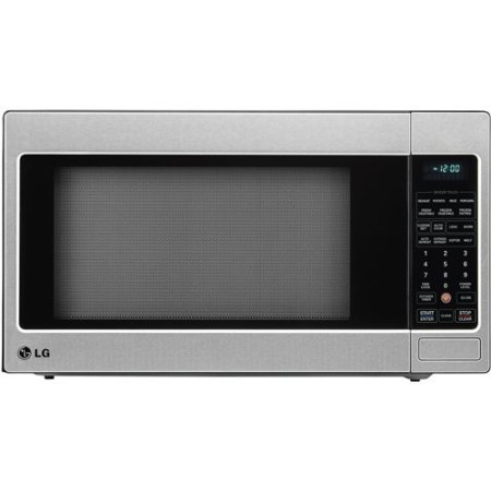 LG LCRT2010ST 2.0 Cu Ft Counter Top Microwave Oven With True Cook Plus ...
