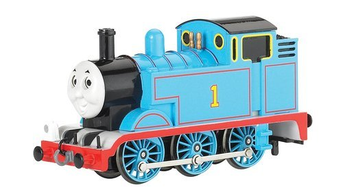 Bachmann Trains Thomas And Friends - Thomas The Tank Engine With Moving Eyes (Model Trains Ho Scale Locomotives compare prices)