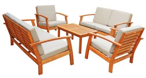 Cheap Wooden Garden Chairs 6609
