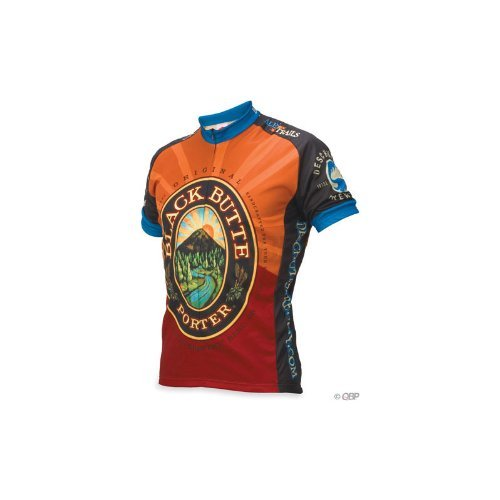 Buy Low Price World Jerseys Black Butte, XXL (B002P10EAS)
