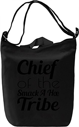 chief-of-the-smack-a-hoe-tribe-funny-slogan-borsa-giornaliera-canvas-canvas-day-bag-100-premium-cott