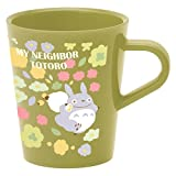 Skater Studio Ghibli My Neighbor Totoro Plastic Mug Cup KP5 capable of washing machine