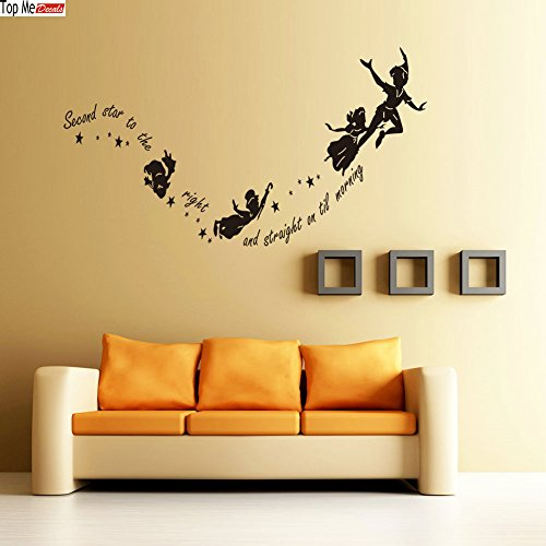 peter-pan-second-star-to-the-right-wall-sticker-nursery-kids-bedroom-vinyl-decal