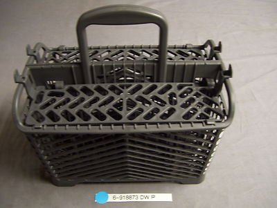 6-918873 DISHWASHER SILVERWARE BASKET MAYTAG JENN-AIR AMANS WHIRLPOOL NEW pm