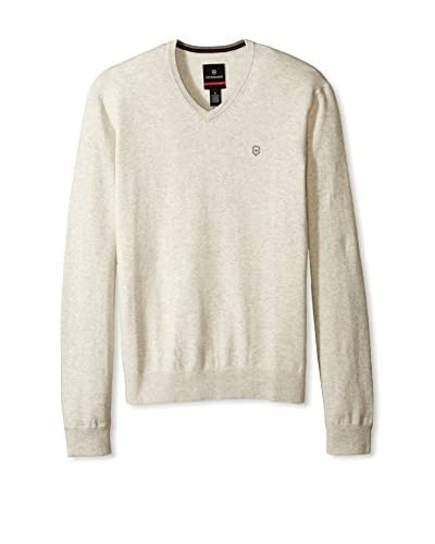 Victorinox Men's V-Neck Sweater