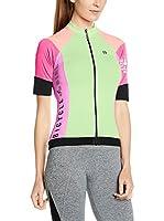 GAROTAS Maillot Ciclismo 4876 (Verde Manzana)
