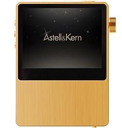 iriver Astell&Kern 192kHz/24bit対応Hi-Fiプレーヤー AK100 32GB ゴールド(限定生産) AK100-32GB-GLD