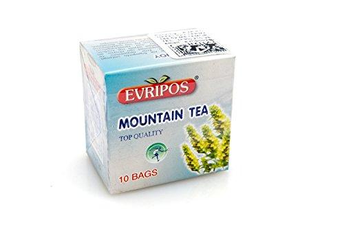 Evripos Mountain Tea 20 Tea Bags