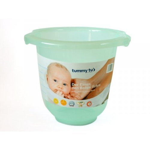 The Original Tummy Tub Baby Bath - Green