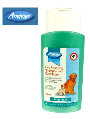 Armitage-Pet-Care-Flea-Repelling-Dog-Shampoo-with-Conditioner-250ml