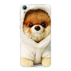 Ajay Enterprises Boo Dog Back Case Cover for HTC Desire 826
