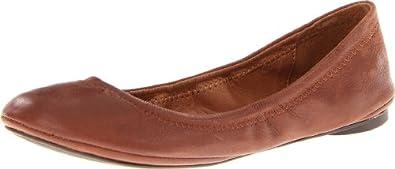 (速抢)美女平底鞋Lucky Women's Emmie Ballet Flat$32.07金色