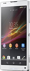 Sony Xperia ZL LTE Smartphone (12,7 cm (5 Zoll) Touchscreen, 1,5GHz, Quad-Core, 2GB RAM, 16GB HDD, 13 Megapixel Kamera, Android 4.1) weiß
