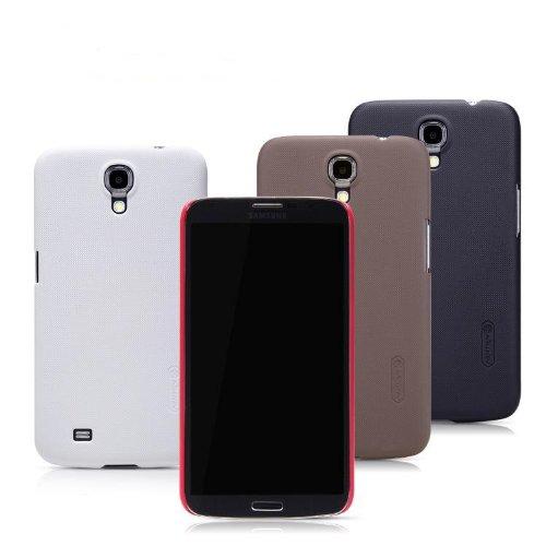 Dolextech Hohe Qulity Super-Schild Shell harte Haut case/hülle/tasche/ Schutzhülle für Samsung Galaxy Mega 6,3 zoll GT-I9205 100% original Nillkin Fall Case (Für Samsung Galaxy Mega I9205, weiß)
