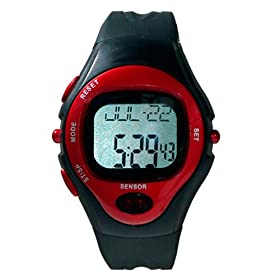 Exercise Sport Watch with Calorie/Heart Rate Monitor
