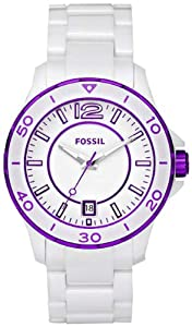 Fossil Riley Ceramic Women's watch #CE1050