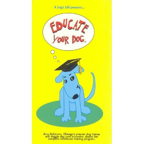 educate-your-dog-vhs-video