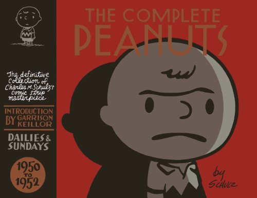 The Complete Peanuts Collection Vols. 1-4 Now Available In Kindle Format