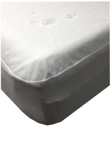 Dusk 2 Dawn Natural Tencel Waterproof Mattress Pad, Twin front-932627