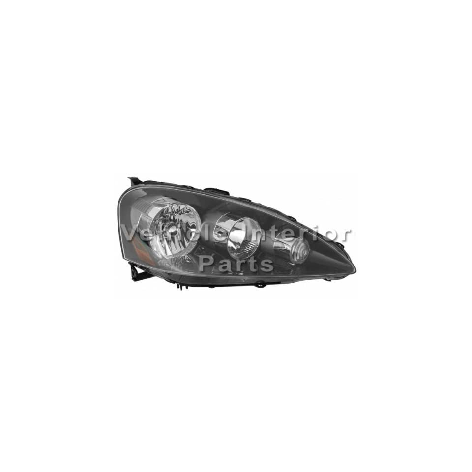 Genuine Acura Parts 33151 S6M A51 Driver Side Headlight Lens/Housing