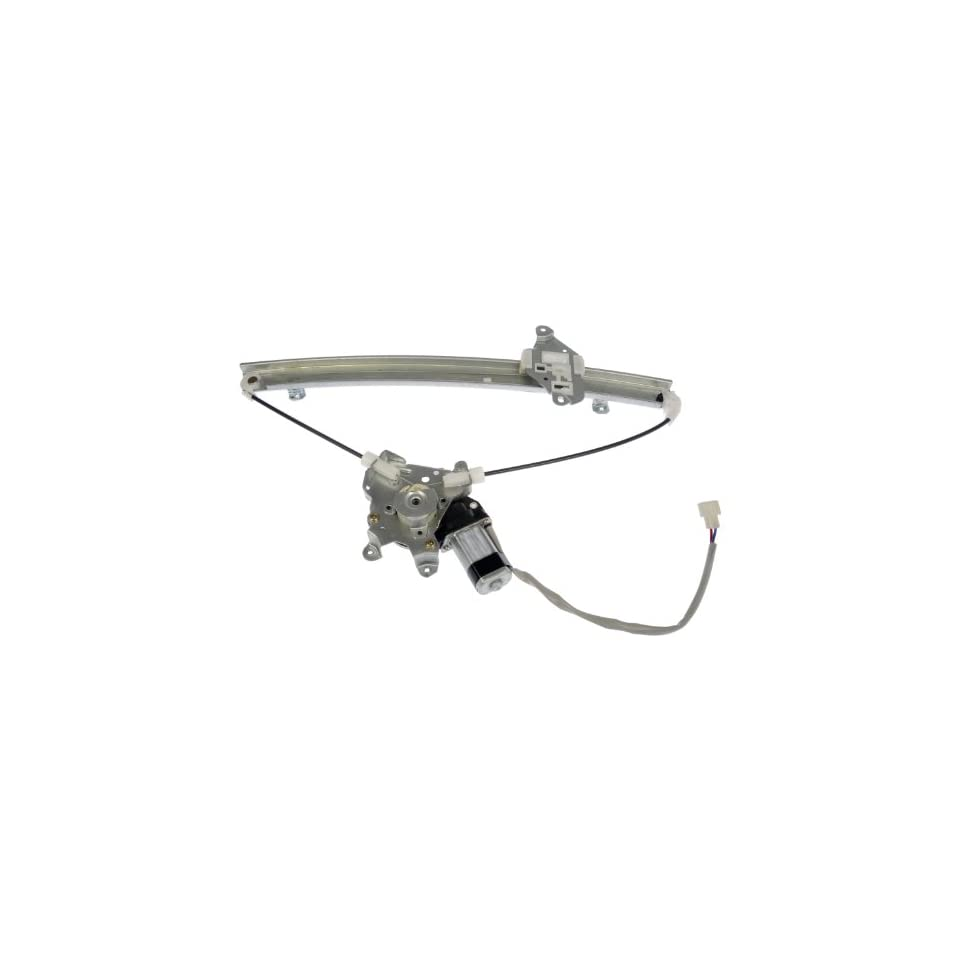 Dorman 741 996 Front Driver Side Replacement Power Window Regulator with Motor for Mitsubishi Lancer