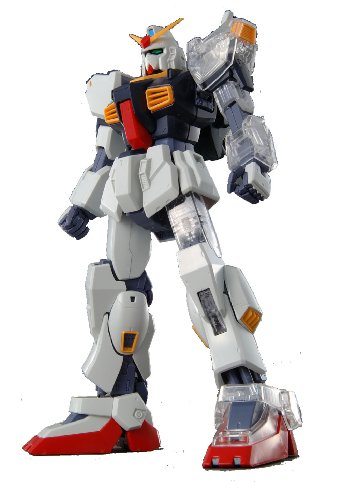Gundam RX-178 Gundam Mk-II Ver 2.0 with Extra Clear Body parts MG 1/100 Scale