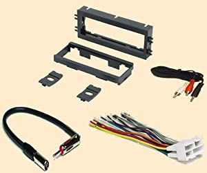 Fits Lexus LS400 1993-1994 Double DIN Stereo Harness Radio Install Dash Kit