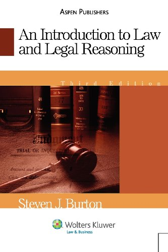 An Introduction To Law and Legal Reasoning (Introduction...