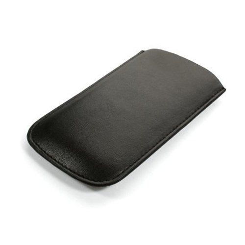 Brand New Black Leather Pouch Case Cover with Pull Up Cord: for the HTC Legend Mobile Phone. Part of the XYLO ACCESSORIES RANGE.