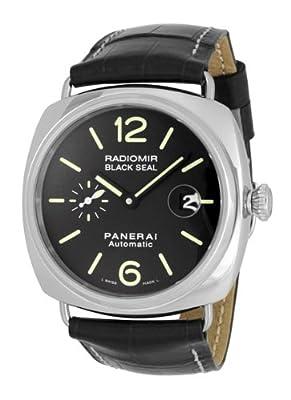 Panerai Men's PAM00287 Radiomir Black Seal Black Dial Watch