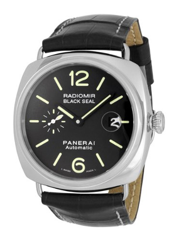 Panerai Men's PAM00287 Radiomir Black Seal Black Dial Watch