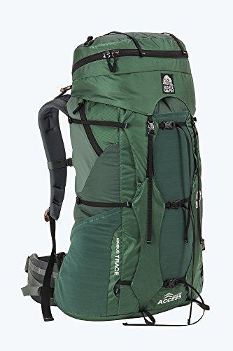 Granite Gear Nimbus Trace Access 60 Backpack - Fern/Boreal Regular Torso (Granite Gear Nimbus compare prices)