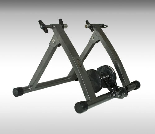 5 Level Resistance Magnetic Indoor Bicycle Bike Trainer Exercise Front Stand NEW