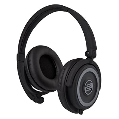 Reloop RHP-5 Headphones (Black) from Mixware LLC
